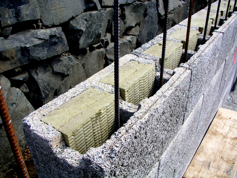 Как сделать цементный блок